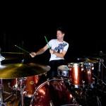 Flo Dauner drums